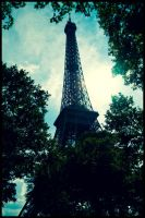 Tour Eiffel by edhall