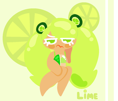 lime cookie!! by tulipcrowns