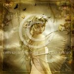 Beauty with wings II by CindysArt