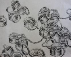 Cans and Chains by Amandazon