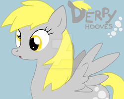 Derpy Hooves by MyLittlePonyMagic