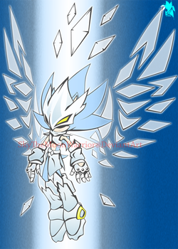 -Sonic Holy Force- by Fly-Sky-High