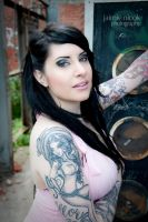 Hayley - Tattoo Shots VII by paradoxphotography