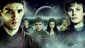 Merlin by Sandeyes