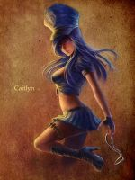 LOL - Caitlyn by qazx0809