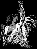 Roger Daltrey by ArthurBCole