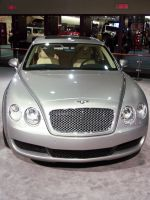 Bentley Continental by 5tring3r