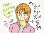 Happy Birthday Reuben Langdon! by Natsumi726