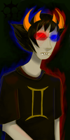 Sollux? by Magdaleen-96
