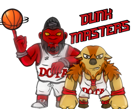 DunkMasters - Dota2 by LegendNooB