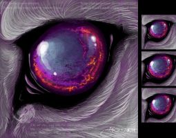 Amarys' Eye - Icon by soulspoison