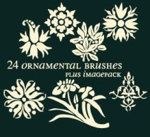 Ornamentals by sugarhouses