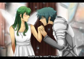 CLAC LIAM : Romeo J and Juliet V by Tc-Chan