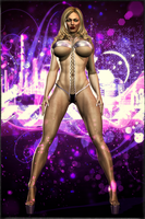 Midnight Queen: Ultrawoman by ExGemini