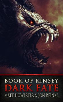 Book of Kinsey cover by Howietzer