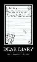 Ouran Poster: Dear Diary by zephyr03