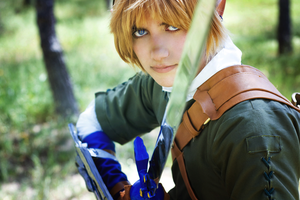 The Legend of Zelda - Link TP 05 by JustBeFriend
