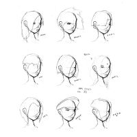 Hair Styles Vol 6 by ron-guyatt