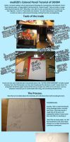 Colored Pencil Tutorial Part 1 by medli20
