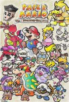 Paper Mario 2 by GraphiteFalcon