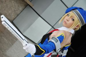 Blazblue - Noel Vermillion 0 by Ayatenshi