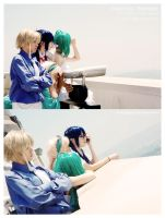 macross frontier : group II by kim-tram