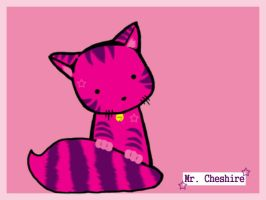 Mr. Cheshire by itildine