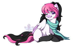 Pony OC  -   Name unchosen by Crystal-Comb