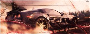Sign Need for Speed Pro Street by Leo-Machado