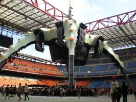 The Claw_360 tour_Milan 07 07 by kingnilo