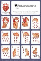 Cat Deck: Hearts by emla