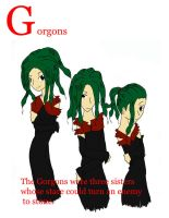 G is for Gorgons by jml-07