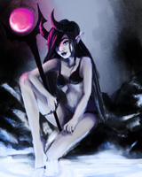Succubus by Amputating