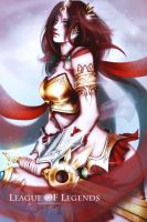 League of Legends. Leona. Rework. by Darynian