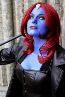 Mystique X-men cosplay by ChrixDesign
