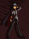 Qrow Branwen by shadowtheultimate101
