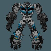 TF movie: Ultra Magnus by Fishbug