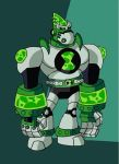Atomix (Reference Sheet Format) by Supersketch1220