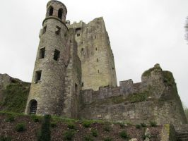 Blarney Castle by Belly-Button-Monster