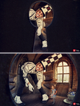 Alice in Wonderland: The Mad Hatter by teMan