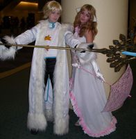 Fan Expo 2007 - Fai and Chii by Mascara-TaintedTears