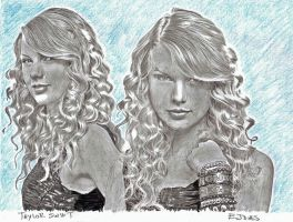Taylor Swift by eazy101
