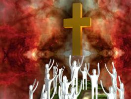 Hope in the cross by CreativeChristianity
