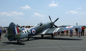 Spitfire Mk. 18 by 426maxwedgie