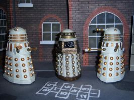 Imperial Daleks by MisterBill82