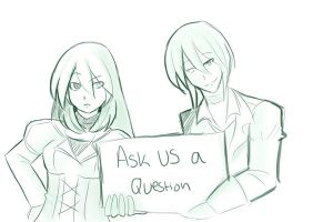 Ask us on tumblr by Toxic-Asylum