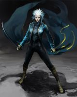 Vergil Goes She by Smirtouille