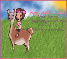 Happy Mommy's Day 2009 by MartianMeerkat