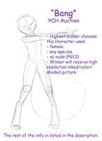 YCH Auction [CLOSED] by ForeverFrosty