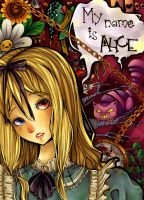 My Name Is Alice by princessmikan